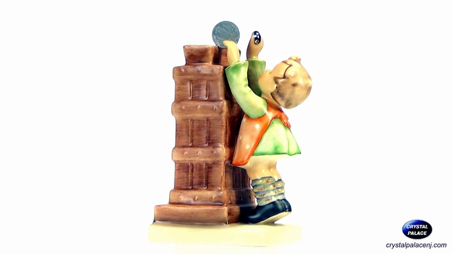 (SOLD OUT) Little Thrifty Figurine