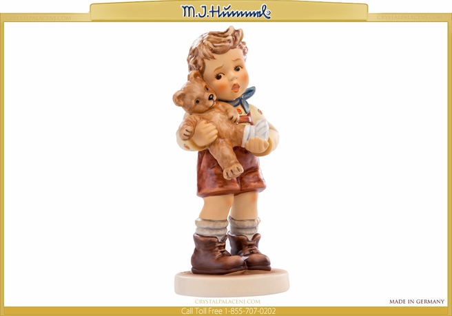 M.I.Hummel A Little Boo Boo NEW 2012
