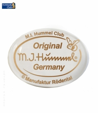 M.I. Hummel Club Plaque