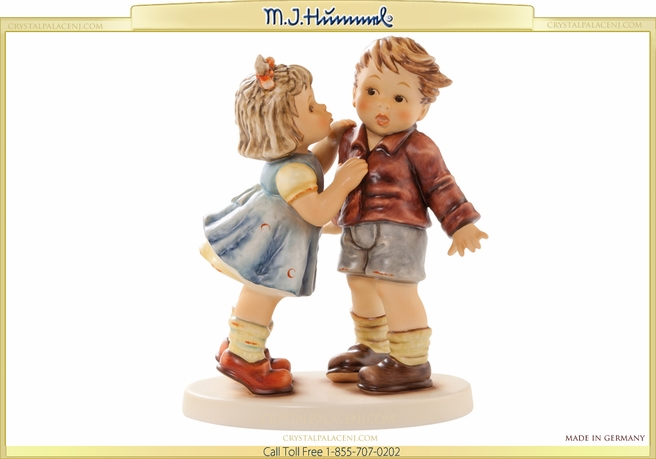 M.I.Hummel  First Kiss NEW 2012