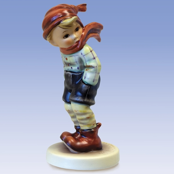 March Winds Figurine