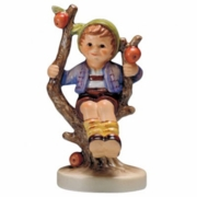 Apple Tree Boy Figurine 4""