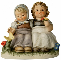 Pleasant Moment Figurine
