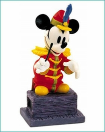 (SOLD OUT) Mickey Mouse From The Top
