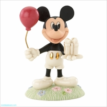 Lenox Mickey's Birthday Gift