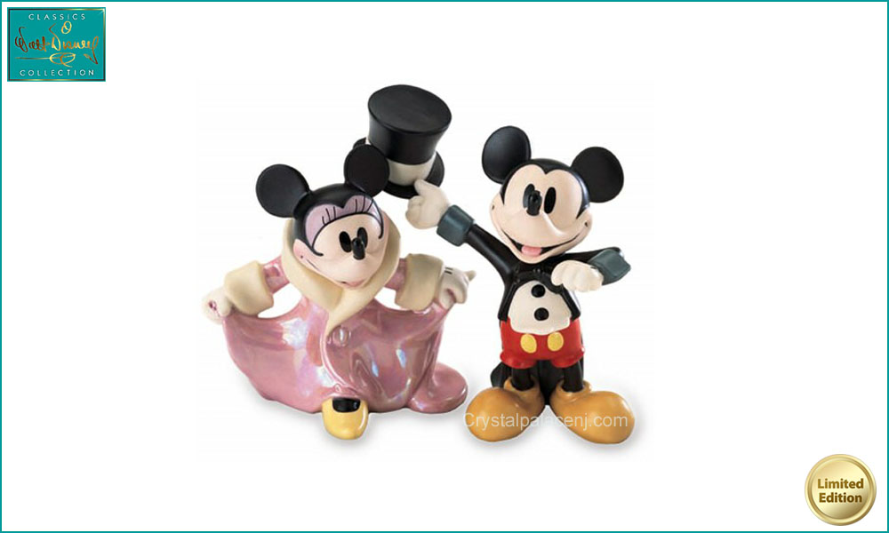 Mickeys Gala Premier Mickey And Minnie Mouse