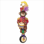 (SOLD OUT) Monkeying Around Radko  Christmas Ornament