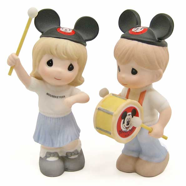 (SOLD OUT) Mousketeers
