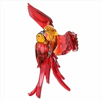 (SOLD OUT) Red Parrots
