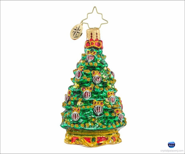 (SOLD OUT)  Noble Fir Gem Radko Ornament