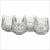 Waterford Lismore 9oz Old Fashioned, Set of 4