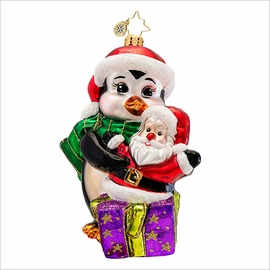(SOLD OUT) Penny's Treasure,  Pediatric Cancer Charity Radko  Ornament