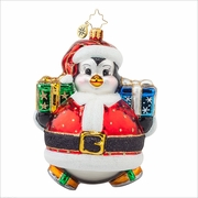 (SOLD OUT)  Poly Penny Skater Radko Ornament