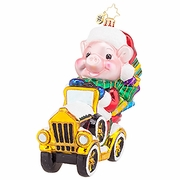 (SOLD OUT) Pork Chop's Wild Ride