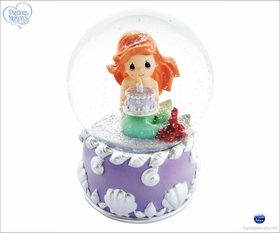 (SOLD OUT)Ariel Musical Water Globe