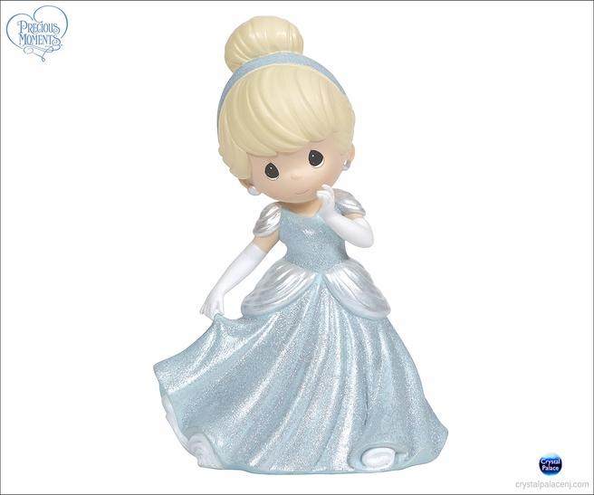 (SOLD OUT) Girl As Cinderella Rotating Musical