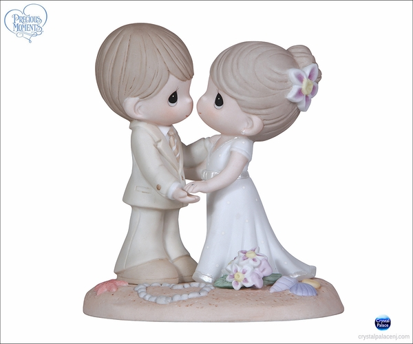 (SOLD OUT) Precious Moments Our Love Is Deeper Than The Ocean