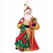 (sold out) Ruby Remembrance Radko  Christmas Ornament