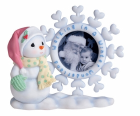 (SOLD OUT) Snowman Snowflake