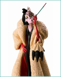 (SOLD OUT)Cruella De Vil Perfectly Wretched