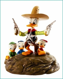 (Sold Out) Donald Duck with Huey, Dewey and Louie