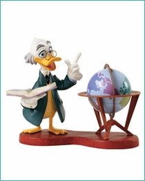 (SOLD OUT)Ludwig Von Drake Didactic Duck