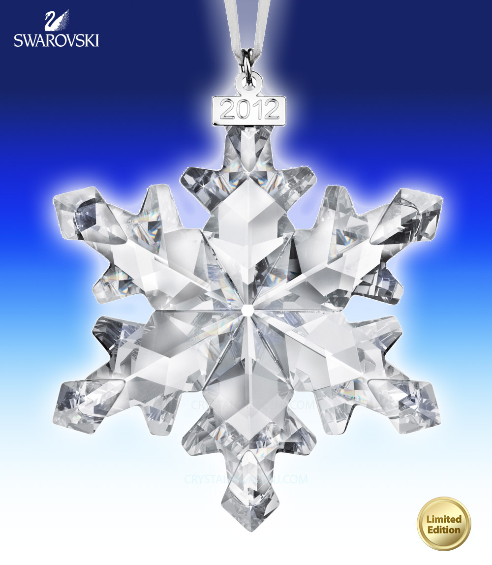 34f66b0b8 (SOLD OUT)Swarovski Christmas Ornament, Annual Edition 2012