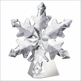 (RETIRED SOLD OUT) Swarovski Christmas Snowflake, Limited Edition 2012
