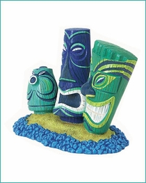 (Sold Out)Tiki Heads