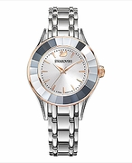 Alegria Watch Silver Tone