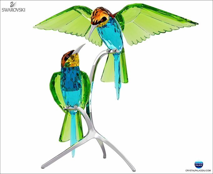 (SOLD OUT)  Bee-eaters, Peridot