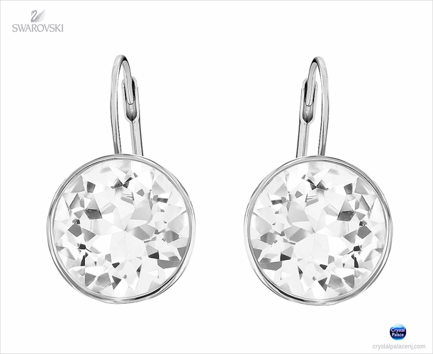 (SOLD OUT) Swarovski Bella Pierced Earrings