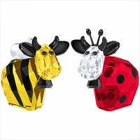 (SOLD OUT) Bumblebee & Ladybird Mo, Limited Edition 2016
