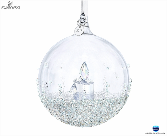 (SOLD OUT) Christmas Ball Ornament, <br>Annual Edition 2017