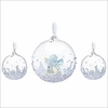 SOLD OUT Swarovski Christmas Ball Ornament Set 2015