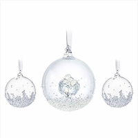 (SOLD OUT) Christmas Ball Ornament Set 2016