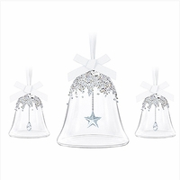 (SOLD OUT) Christmas Bell Ornament Set 2016