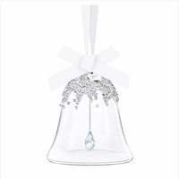 (SOLD OUT) Christmas Bell Ornament, small 2016