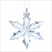 (SOLD OUT) Swarovski Christmas Ornament, AE 2015