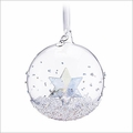 SOLD OUT Swarovski Christmas Ball Ornament, AE 2014