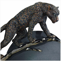 (SOLD OUT) Swarovski Crystal Myriad Moonlight The  BlackJaguar