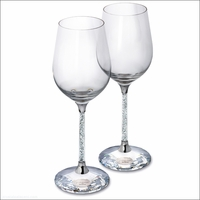 (SOLD OUT) Crystalline Red Wine Glasses (set of 2)