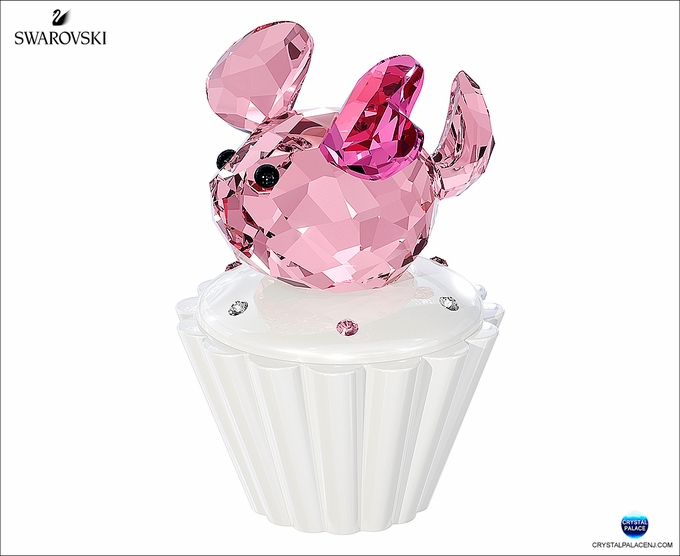 Cupcake Box with Mouse
