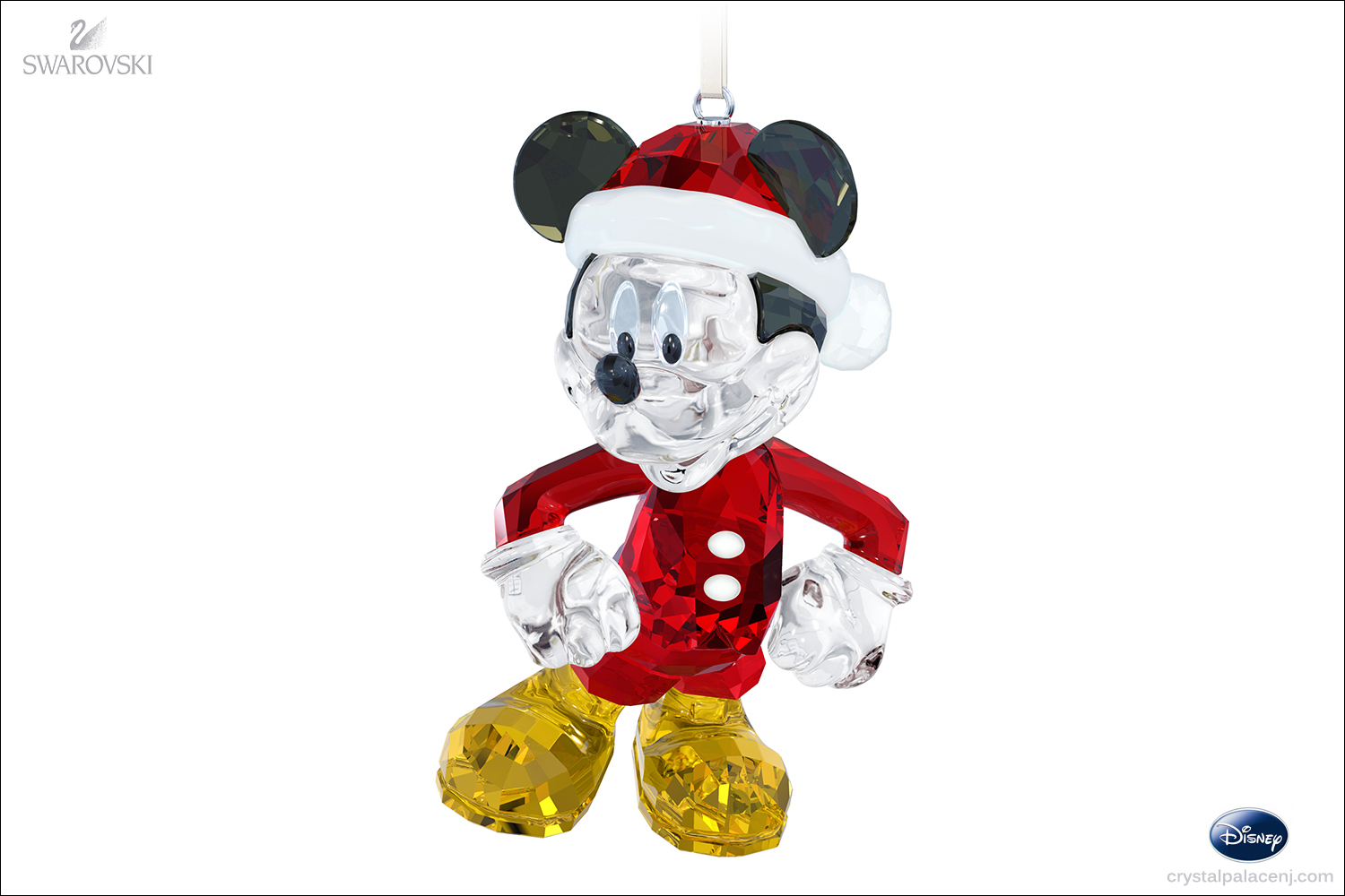 sold out disney mickey mouse christmas ornament