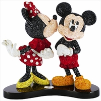 (SOLD OUT) Swarovski Myriad MICKEY & MINNIE Limited Edition  2016
