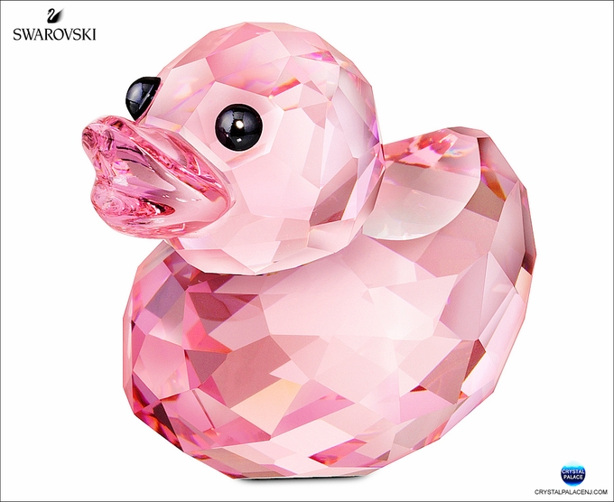 Happy Duck - Rosy Ruby