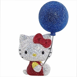 (SOLD OUT) Swarovski Hello Kitty Limited Edition 2014