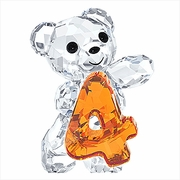 (SOLD OUT) Kris Bear Number Four