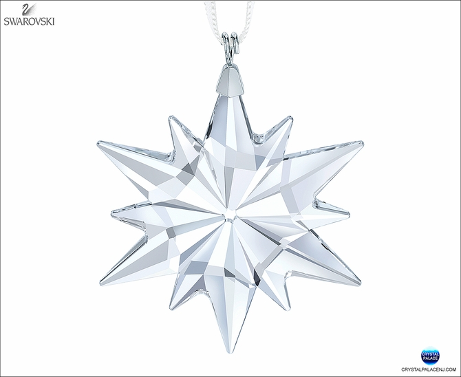 (SOLD OUT) Little Star Ornament 2017