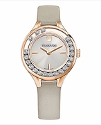 Lovely Crystals Mini Watch Gray